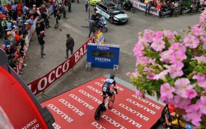 Melhores momentos da 12ª etapa do Giro D'Itália em vídeo