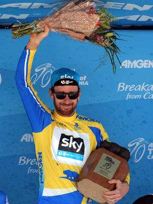 Wiggins, campeão do Tour da Califórnia 2014