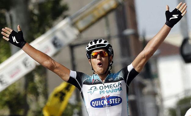 Trentin venceu a 6ª etapa do Tour da Suíça