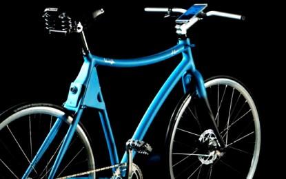 Projeto cria a bike inteligente da Samsung