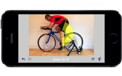 01b8b10cf6e Novo aplicativo The Bike Fit ajuda ciclista a encontrar a postura ideal
