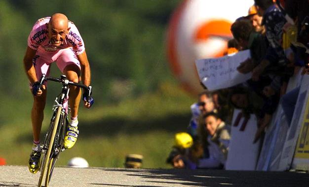 Memória: Marco Pantani, 15 anos sem Il Pirata
