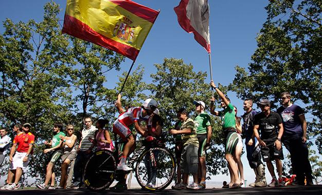 Contrarrelógio será realizado no dia seguinte ao descanso do pelotão da Vuelta