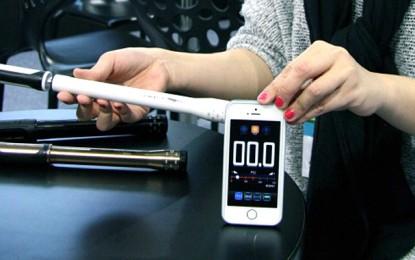 0e0590b642c Bomba usa aplicativo para mostrar pressão na hora da calibragem