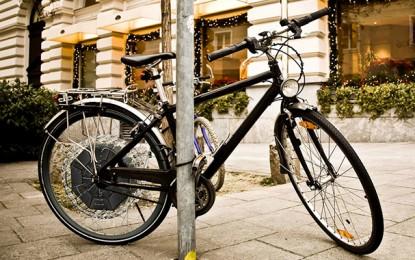 508aed80c36 Roda elétrica que usa energia solar é apresentada na Interbike