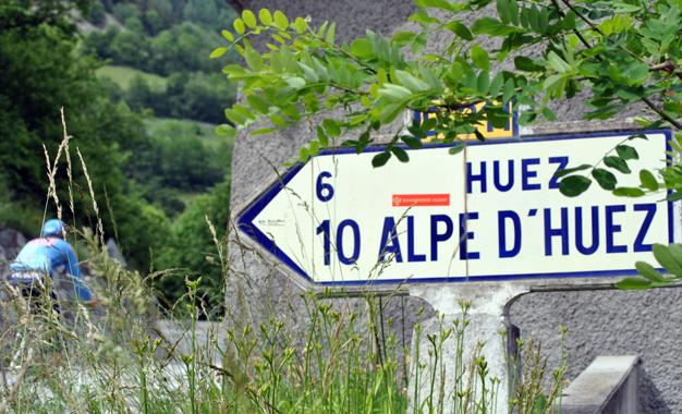 L'Étape du Tour de 2022 terá chegada no Alpe d'Huez