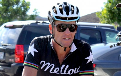 Lance Armstrong: caridade no Tour, polêmicas à vista