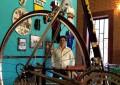 Tesouros do acervo de uma família apaixonada por ciclismo