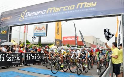 São Carlos (SP) recebe o Desafio Márcio May de MTB e Estrada em agosto
