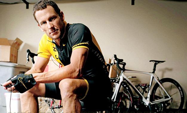 Lance Armstrong é um dos personagens do documentário