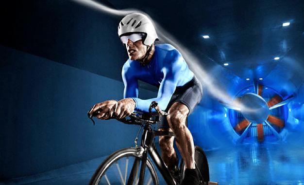 Estudo revelou dados inéditos sobre aerodinâmica no ciclismo