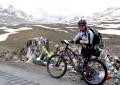 Fábio Zander, expert em cicloviagens, dá palestras sobre Himalaia e Jordânia