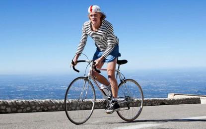 Mont Ventoux é cenário de filme sobre ciclista em crise de meia-idade