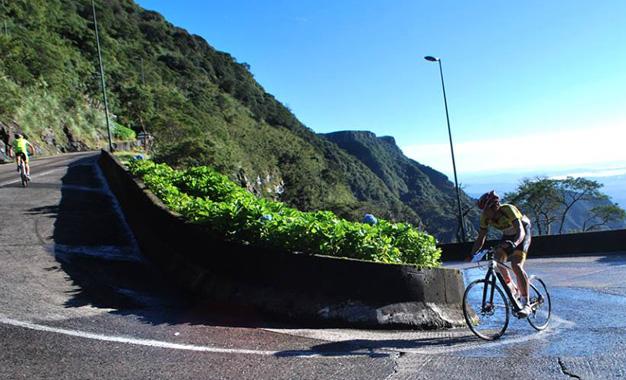 Percurso é um dos maiores desafios do ciclismo nacional