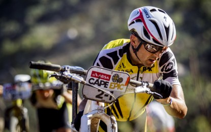 Christoph Sauser está de volta e confirma presença na Cape Epic