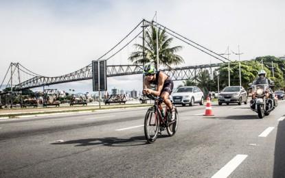 Ironman Florianópolis é neste domingo; prova reúne 2.500 triatletas