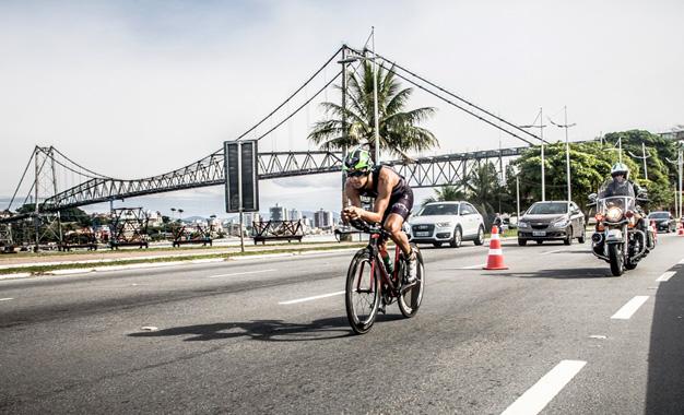 Competição em Florianópolis é neste domingo