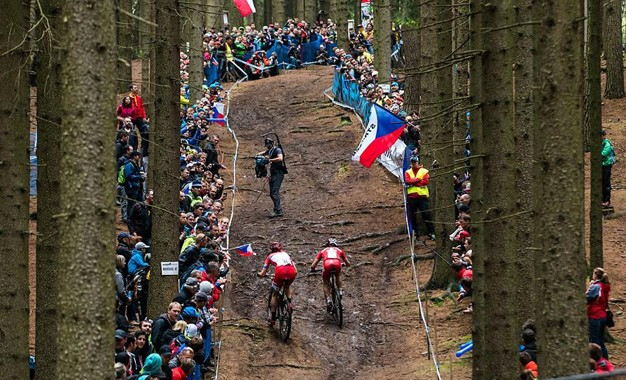 Mundial de MTB: Nove Mesto recebe a disputa pela 1ª vez