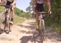 Cannondale leva suspensão Lefty para as bikes de estrada