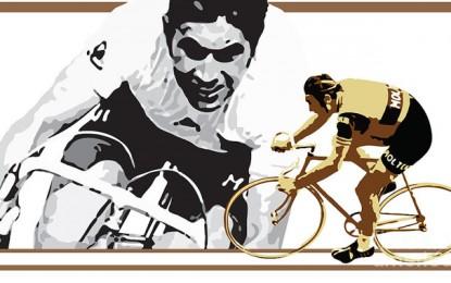 Homenagem: os 70 anos do campeão Eddy Merckx