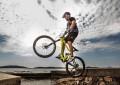 Team Bikeshow.sk pedala pela costa da Croácia