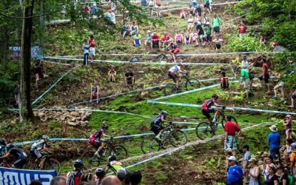 Copa do Mundo de MTB está de volta ao Mont-Sainte-Anne