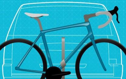 Para atender ciclista, Uber oferece carro com rack para bike