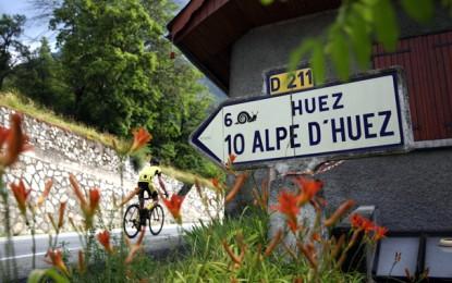Conheça o Alpe d'Huez, destaque da série The Col Collective