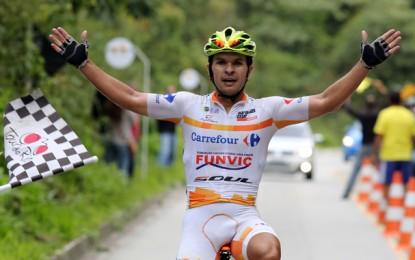 Tour do Rio: Kleber Ramos vence etapa rainha; João Gaspar é o 2º