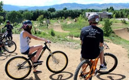 Reportagem especial: pedalada em Boulder