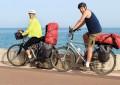 Livro relata viagem de casal de bike pelo sul da França