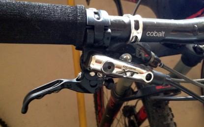 Shimano Responde: Posso guardar minha bike pendurada pela roda traseira?