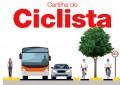 Ciclista brasileiro ganha cartilha sobre legislação e regras