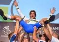 Sagan é o número 1 do ranking mundial; Murilo Ferraz é o 10º no América Tour