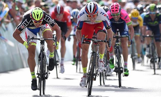 Sagan e Kristoff se enfrentam no sprint sugerem as casas de apostas