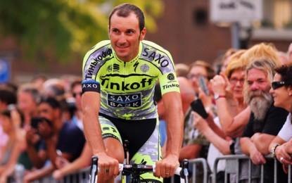 Ivan Basso supera câncer e retorna em criterium no Japão