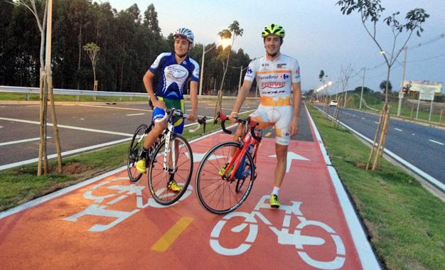 Bikemagazine – Super Treino com Bulgarelli e Caio Godoy