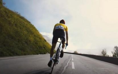 Ciclista pro britânico foi dublê de corpo do filme sobre Lance