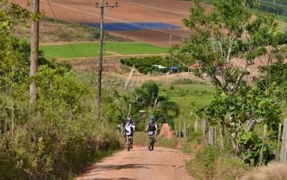 MTB Extremo na última etapa do Desafio Rural