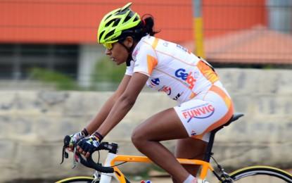 Luciene Ferreira é nova contratada da Shimano Ladies Power