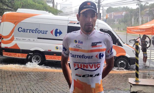 Pedro Nicácio é o vencedor do 1º GP Campinas