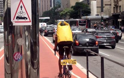 Pedal de 100 km pelas ciclovias de São Paulo