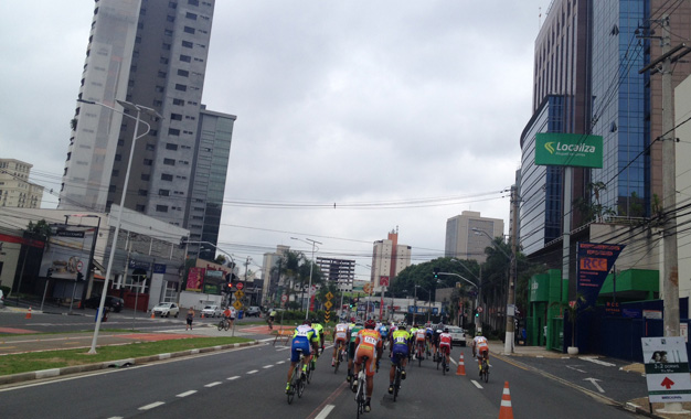 No circuito do GP Campinas Foto: Marcos Adami