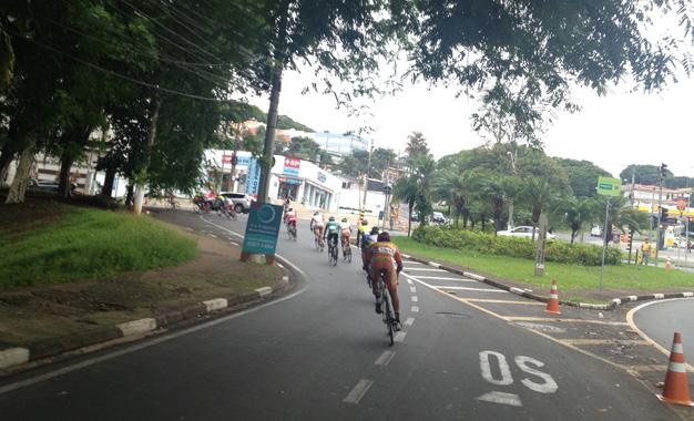 Avenida em Campinas recebeu GP de Ciclismo Foto: Marcos Adami