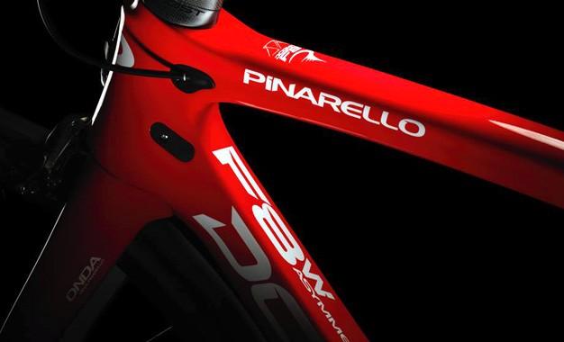 Pinarello Dogma F8W é a 1ª bike com o grupo eletrônico Sram Red eTap