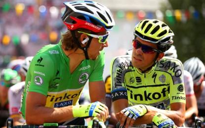 Tinkoff confirma equipe de 27 ciclistas para temporada 2016