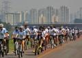 Pedal das Capivaras será neste domingo em São Paulo