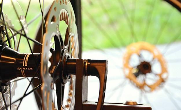 Novas categorias vão testar os freios a disco nas bikes de estrada