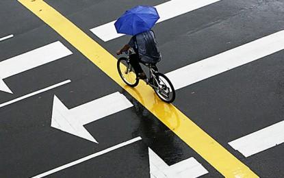 Dicas para pedalar e se divertir em tempos de chuva