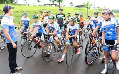 Após teste com categoria de base, Ribeirão Preto terá 34 ciclistas